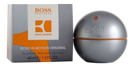Perfume Hugo Boss In Motion Orange Edt Masc 90ml | Original