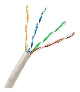 Cable Utp Cat 5e Bobina X 305 Metros Interelec
