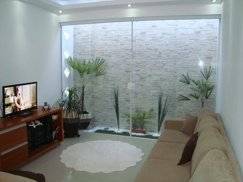 Casa Com 2 Dormitórios À Venda, 135 M² - Jardim Arlindo Laguna - Ribeirão Preto/sp - Ca0002