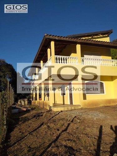 Imagem 1 de 25 de Chácara Com 3 Dormitórios À Venda, 520 M² Por R$ 380.000 - Serra Da Cantareira - Mairiporã/sp - Ch0004