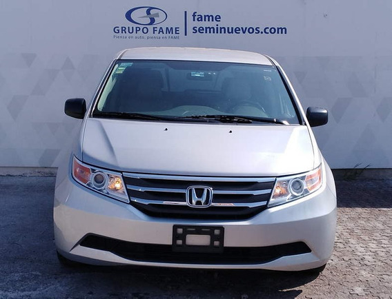 Honda Odyssey Lx 5 Puertas