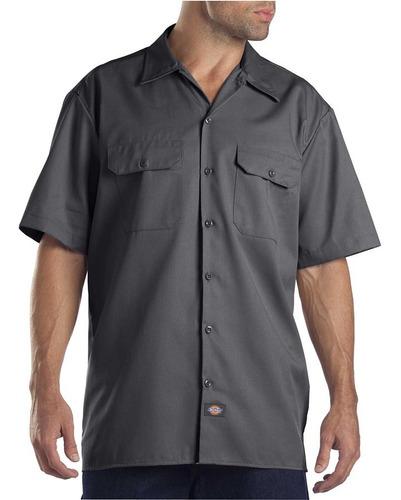Imagen 1 de 3 de Dickies 1574 Camisa Camisola Trabajo Manga Corta S-xxl