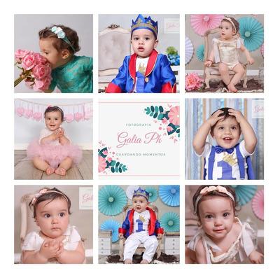 Sesión Book De Fotos Para Bebés!!