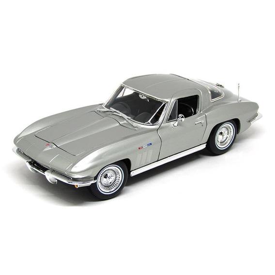 Miniatura Chevy Corvette 1965 1:18 Maisto