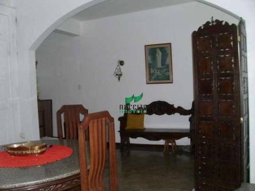Casa Residencial À Venda, Graça, Salvador - Ca0961. - Ca0961