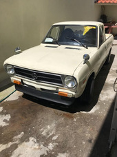 Datsun 1200 Matriculada Vendo O Cambio Proyecto Año 1977
