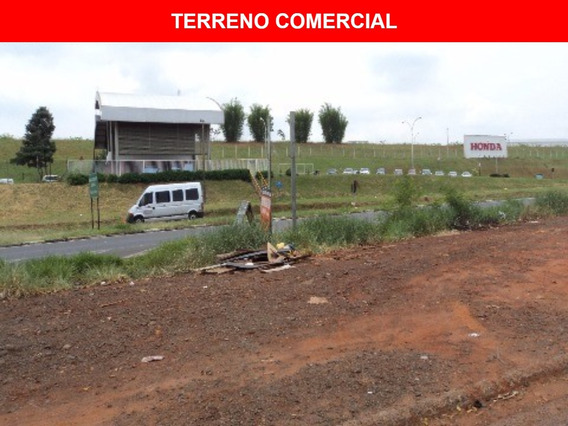 Terreno Comercial ( Frente À Fabrica Da Honda ) Para Parceria Com Mercados E Interessados Em Construir Um Mall Na Região Do Jardim Dulce, Em Sumaré - Te00109 - 2241431