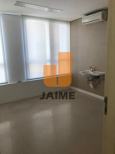 Conj. Comercial Para Locação No Bairro Higienópolis Em São Paulo - Cod: Ja14425 - Ja14425