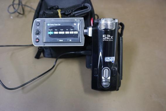 Filmadora Samsung Hmx-f900-f910-f920 -series Nova