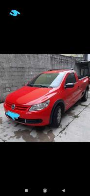 Volkswagen Saveiro 2012 Motor 1.6 Flex