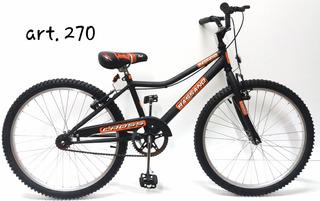 Bicicleta Bassano Cross Varon Rodado 24