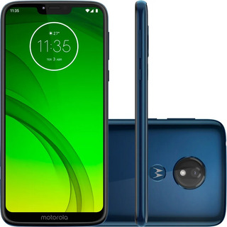 Motorola Moto G7 Power Xt1955 32gb Original Vitrine