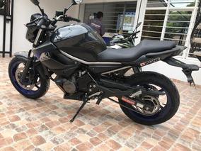 Yamaha Xj6 Race Blue 2014