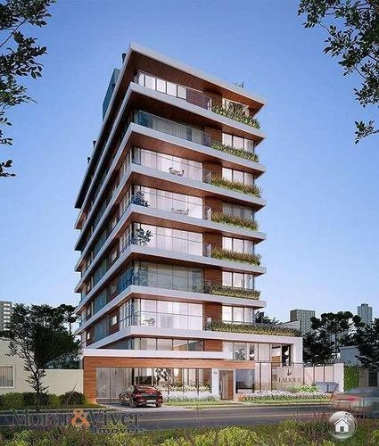 Imagem 1 de 15 de Apartamento Para Venda Em Curitiba, Água Verde, 3 Dormitórios, 3 Suítes, 3 Banheiros, 3 Vagas - Ctb3440_1-1771236