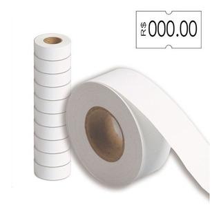 10 Rolos/ 10.000 Etiquetas Para Etiquetadora Mx5500 E M-14