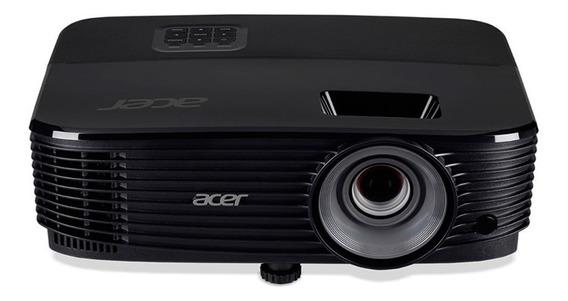 Projetor Acer 3600 Lumens Hdmi Svga Assisti A Filmes Futebol