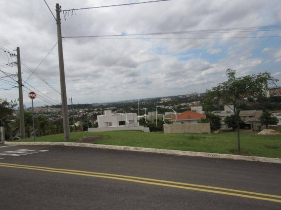 Terreno À Venda, 652 M² Por R$ 460.000 - Reserva Do Engenho - Piracicaba/sp - Te1334