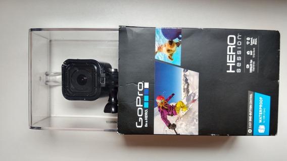 ### Camera Filmadora Gopro Hero Session 32gb Orig Garant Loj