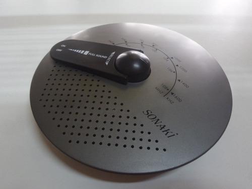 Radio Ufo Ovni Am Fm Sonaki Sw-2001 - Outlet