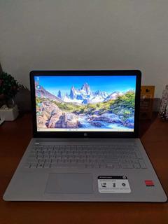 Notebook Hp Gamer/diseño. Amd A12. 16gb. Placa Video 4gb
