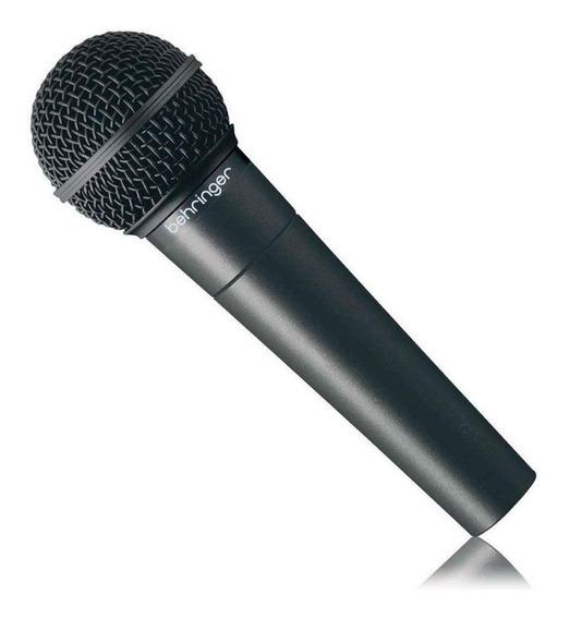 Microfone Dinâmico Behringer Ultravoice Xm8500 Profissional