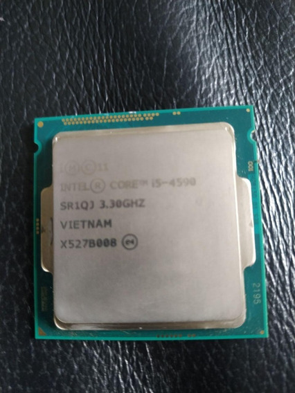 I5-4590 Quad-core (3.7ghz Turbo)