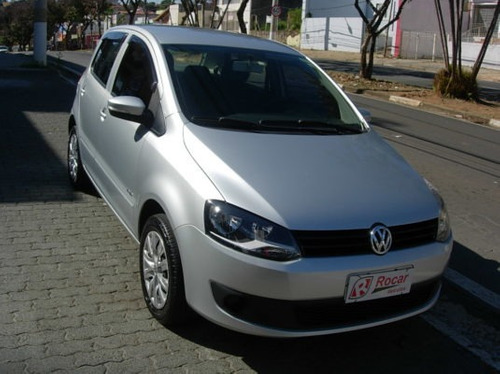 Volkswagen Fox 2012 1.6 Vht Total Flex 5p
