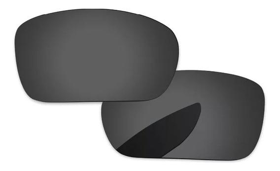 Oakley Turbine Cristales Micas Polarizados Filtro Uv Nuevos