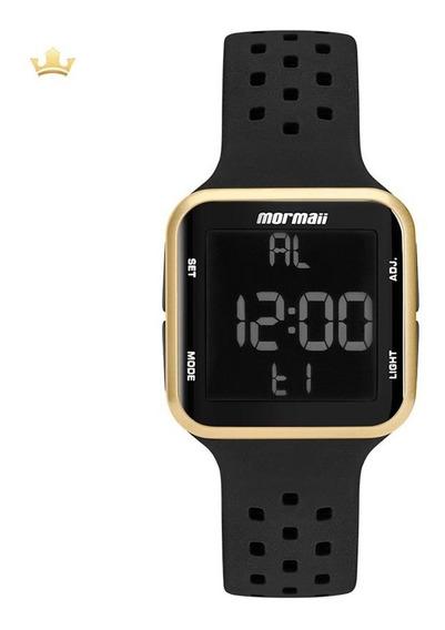 Relógio Mormaii Masculino Wave Mo6600/8d C/ Garantia E Nf