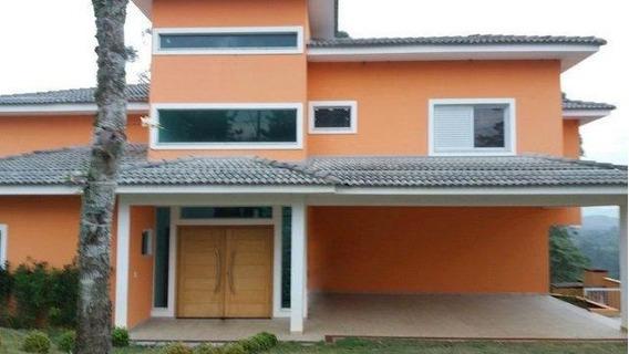 Casa Com 4 Dormitórios Suítes À Venda, 550 M² Por R$ 1.550.000 - Parque Das Artes - Embu Das Artes/sp - Ca1847