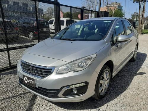 Peugeot 408 1.6 Active 4p 2016