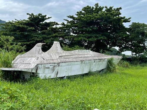Imagem 1 de 12 de Casco Lancha 45 Pés