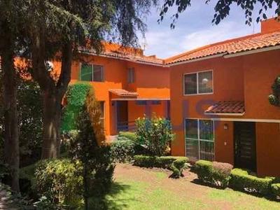Renta Casa En Condominio, Miguel Hidalgo 3a. Sección Tlalpan