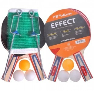 Conjunto Tênis De Mesa Effect