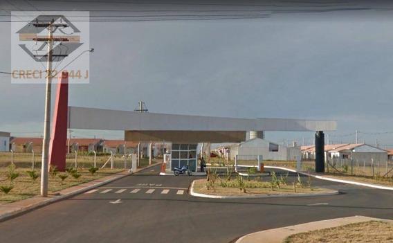 Casa Com 2 Dormitórios À Venda, 40 M² Por R$ 105.546,46 - Aeroporto - Araçatuba/sp - Ca0501