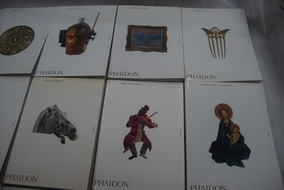 Lote 14 Livros A&i (art And Ideas) - Phaidon