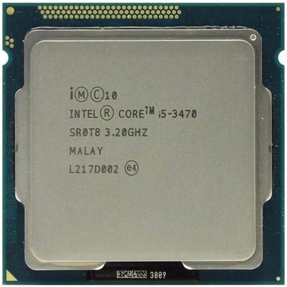 Processador Intel Core I5 3470 C/ Cooler