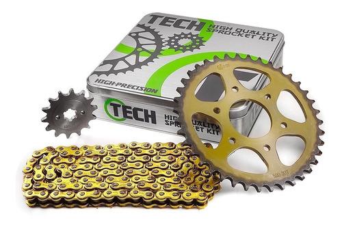 Kit Transmision Completo Bajaj  Ns 200 Tech 520/39-14 Full