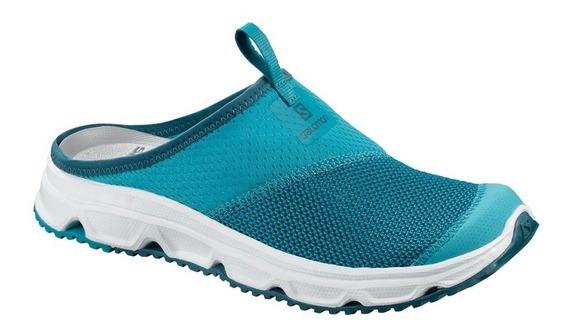 Zapatillas Salomon Mujer Suecos Livianas Playa Verano Rx Moc