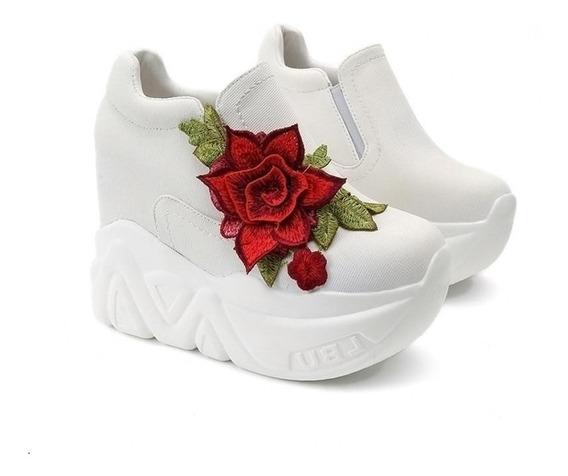 Sneaker Feminino 67389 Importado Frete Grátis