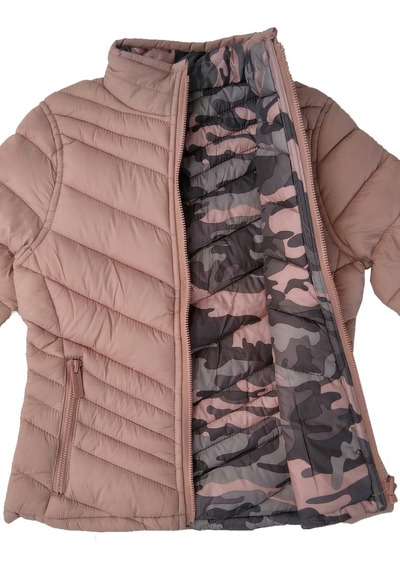 Chamarra Chaqueta Abrigo De Moda Para Niña De Invierno 01