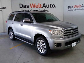 Toyota Sequoia Limited Aa R-20 Piel Qc Dvd At 2011