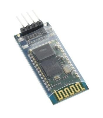 Módulo Bluetooth Hc-06 Rs 232 4pin Arduíno