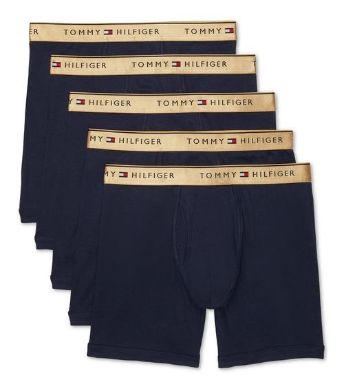 Cueca Boxer Tommy Hilfiger Cotton Classics Briefs 5 - Pack