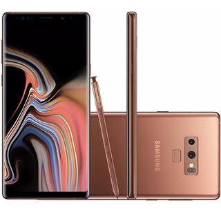 Smartphone Samsung Galaxy Note 9 N9600z 512gbcobre Vitrine 1