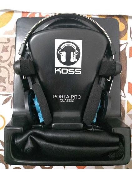 Fone De Ouvido Koss Porta Pro Classic +nf