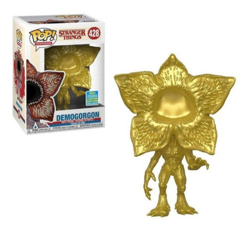 Demogorgon Funko Pop Edicion Limitada 428 Collectoys