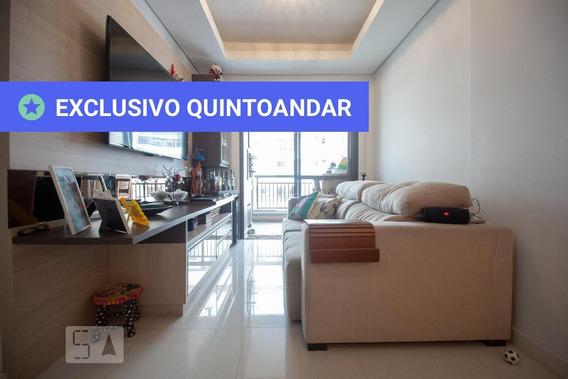 Apartamento No 12º Andar Com 2 Dormitórios E 2 Garagens - Id: 892949171 - 249171