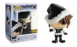 Funko Pop! Kingdom Hearts Sora #449 Hot Topic Exclusive