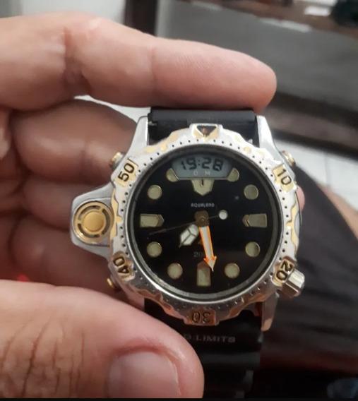 Relógio Citizen Aqualand Co22,sensor Ok,atendimento 24horas